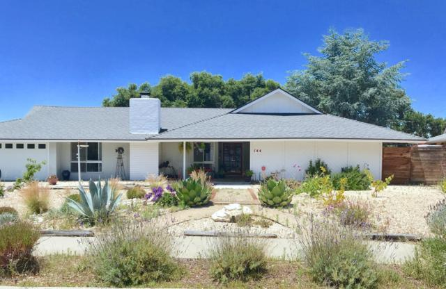 144 Oakmont Avenue, Lompoc, CA 93436 (MLS #19001786) :: The Epstein Partners
