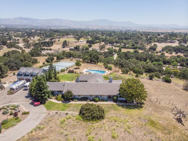1240 Dove Meadow Road, Solvang, CA 93463 (MLS #19001793) :: The Epstein Partners
