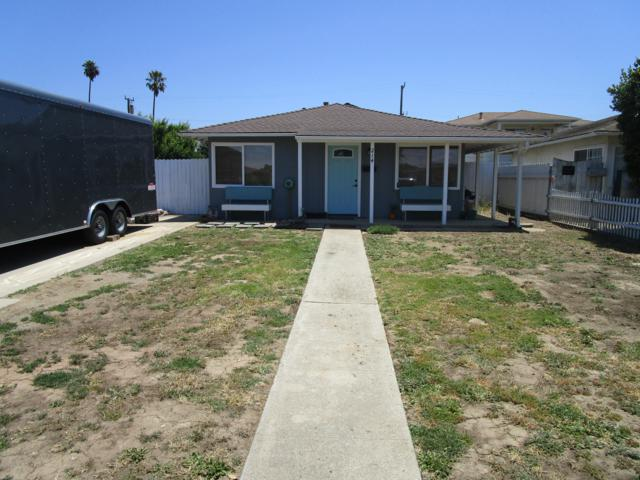 214 N B Street, Lompoc, CA 93436 (MLS #19001847) :: The Epstein Partners