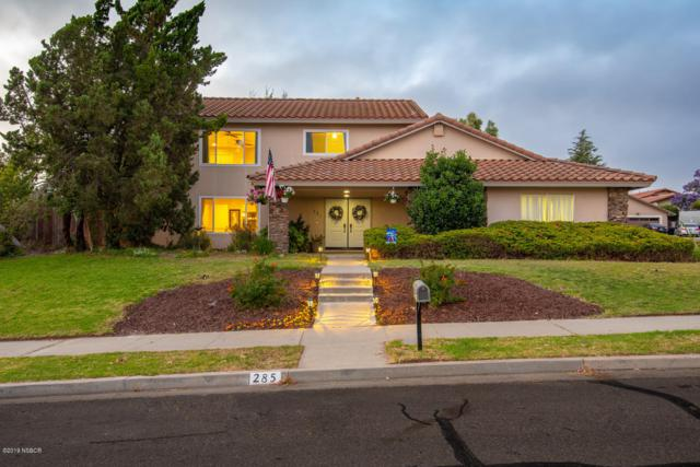 285 Tallyho Road, Santa Maria, CA 93455 (MLS #19001888) :: The Epstein Partners