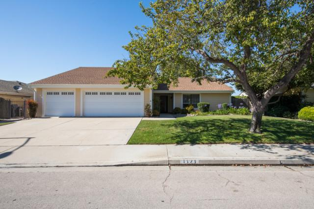 1123 Village Drive, Santa Maria, CA 93455 (MLS #19001898) :: The Epstein Partners