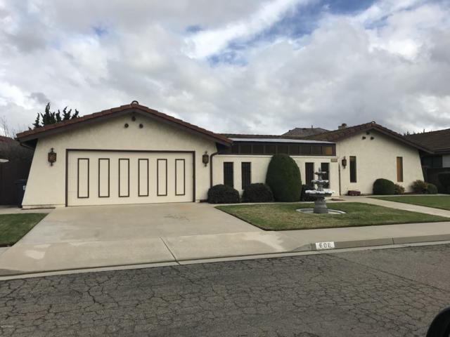 608 Marian Drive, Santa Maria, CA 93454 (MLS #19001926) :: The Epstein Partners