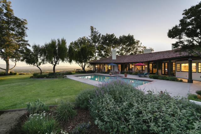 3973 Roblar Avenue, Santa Ynez, CA 93460 (MLS #19002065) :: The Epstein Partners