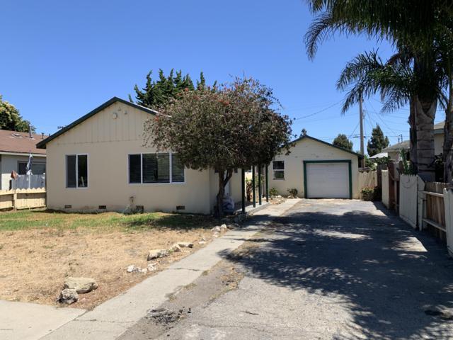 436 N O Street, Lompoc, CA 93436 (MLS #19002085) :: The Epstein Partners