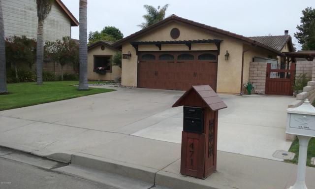 471 Palisade Drive, Santa Maria, CA 93454 (MLS #19002087) :: The Epstein Partners