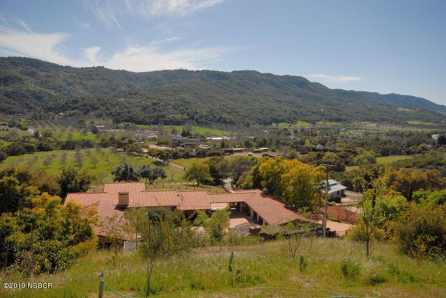 12605 Highwinds Road, Ojai, CA 93023 (MLS #19002120) :: The Epstein Partners
