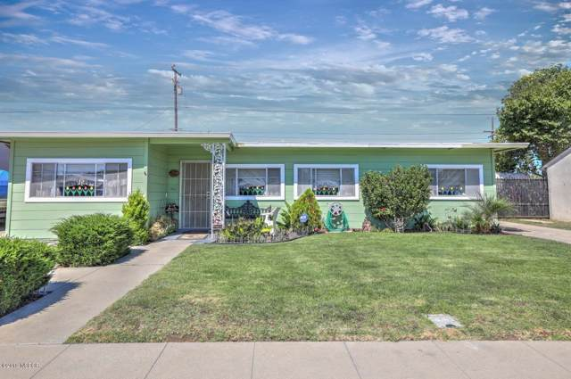 911 Elm Avenue, Santa Maria, CA 93458 (MLS #19002175) :: The Epstein Partners