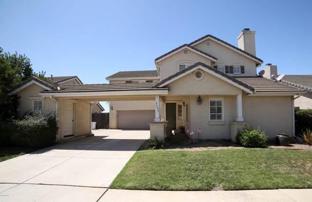 2277 El Mirlo, Santa Maria, CA 93455 (MLS #19002184) :: The Epstein Partners