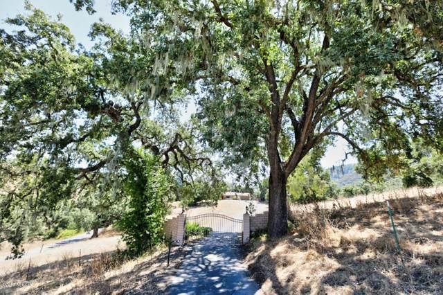 10192 Suey Creek Road, Nipomo, CA 93444 (MLS #19002198) :: The Epstein Partners