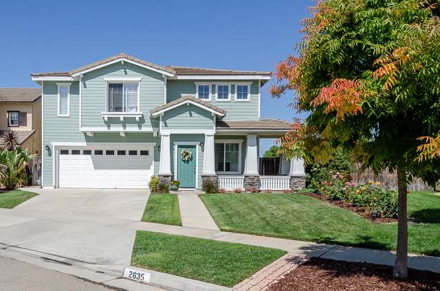 2635 Rubel Way, Santa Maria, CA 93455 (MLS #19002237) :: The Epstein Partners