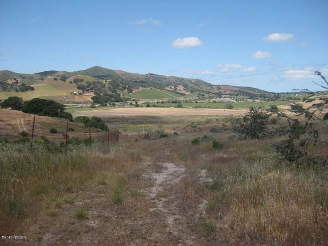 1050 Drum Canyon Road, Lompoc, CA 93436 (MLS #19002293) :: The Epstein Partners