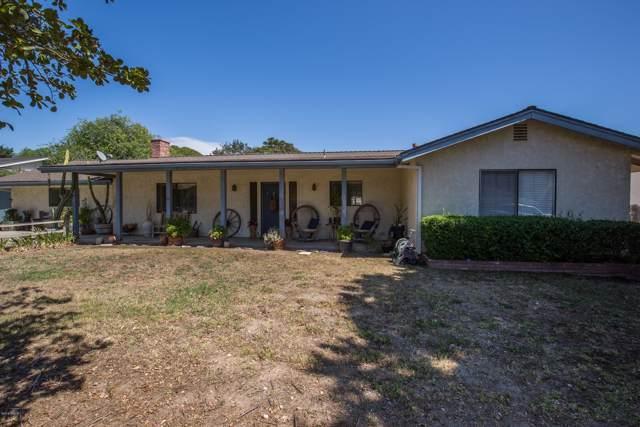 2830 Alta Street, Los Olivos, CA 93441 (MLS #19002387) :: The Epstein Partners