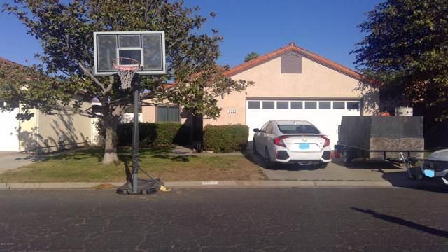 2222 Garden Drive, Santa Maria, CA 93458 (MLS #19002466) :: The Epstein Partners