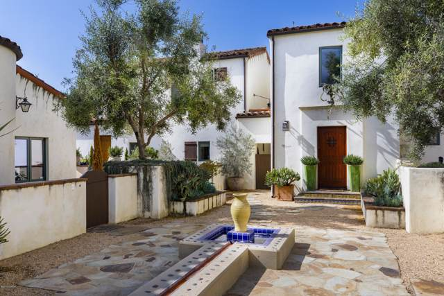 1011 Rinconada Road, Santa Barbara, CA 93101 (MLS #19002483) :: The Epstein Partners
