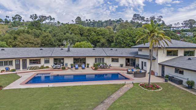 4141 Mariposa Drive, Santa Barbara, CA 93110 (MLS #19002498) :: The Epstein Partners