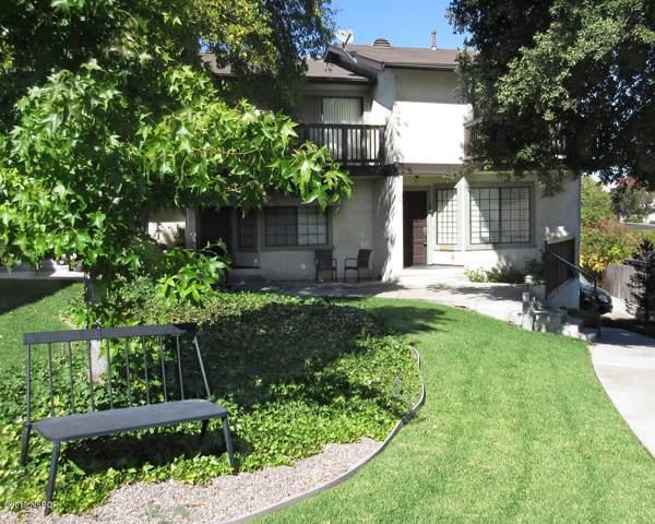 1588 Oak Street, Solvang, CA 93463 (MLS #19002678) :: The Epstein Partners