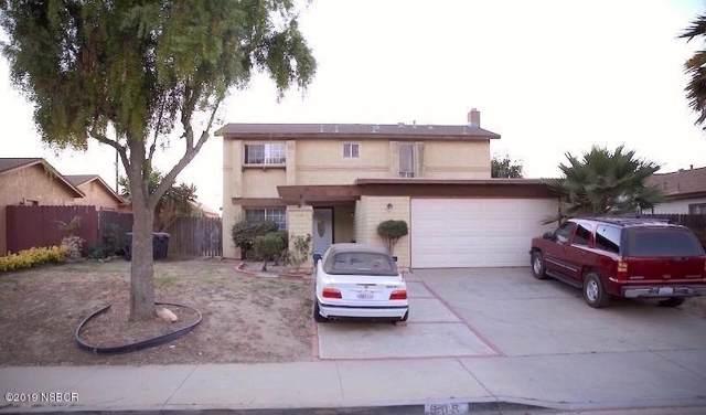 909 N Dejoy Street, Santa Maria, CA 93458 (#19002689) :: DSCVR Properties - Keller Williams