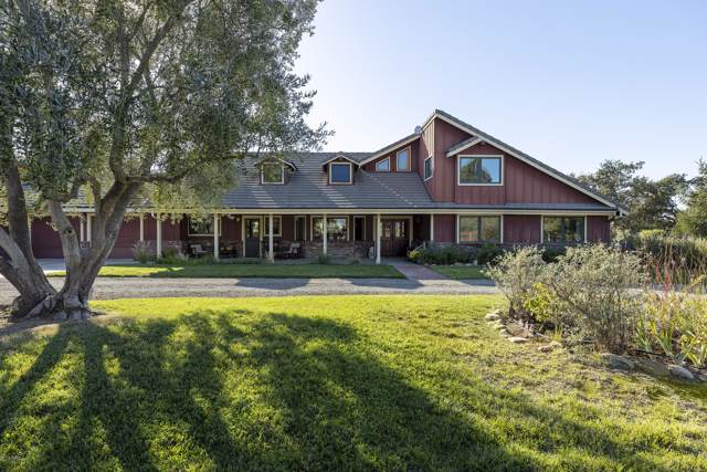 2075 Still Meadow Road, Solvang, CA 93463 (MLS #19002690) :: The Epstein Partners