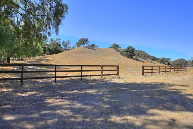 3155 Long Canyon Road, Santa Ynez, CA 93460 (MLS #19002747) :: The Epstein Partners