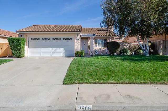2506 San Miguel Street, Santa Maria, CA 93455 (MLS #19002809) :: The Epstein Partners