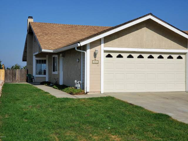 503 Coronado Drive, Lompoc, CA 93436 (MLS #19002919) :: The Epstein Partners