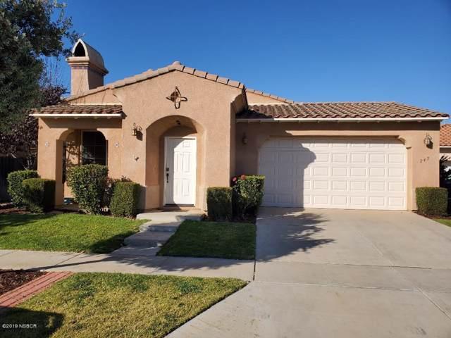 743 Damask Court, Santa Maria, CA 93458 (#19002926) :: DSCVR Properties - Keller Williams