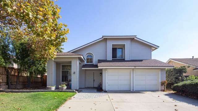 1313 W Barton Avenue, Lompoc, CA 93436 (MLS #19002941) :: The Epstein Partners