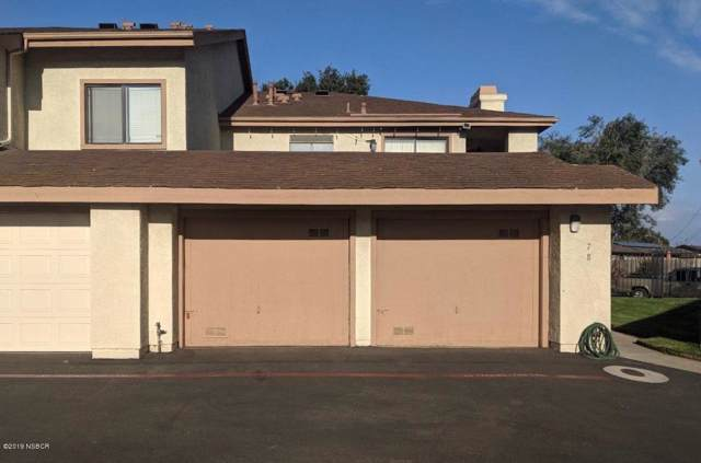8 Village Circle Drive, Lompoc, CA 93436 (MLS #19003023) :: The Epstein Partners