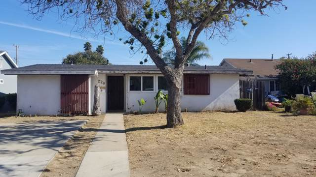 220 N N Street, Lompoc, CA 93436 (MLS #19003050) :: The Epstein Partners