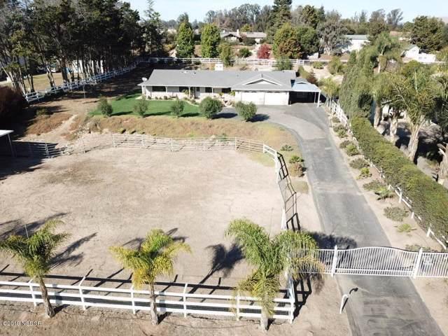 990 Camino Caballo, Nipomo, CA 93444 (MLS #19003066) :: The Epstein Partners
