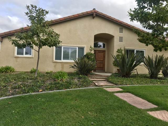 4326 Foxenwood Circle, Santa Maria, CA 93455 (MLS #19003097) :: The Epstein Partners