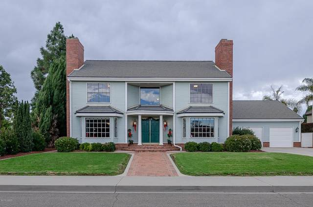 540 Palisade Drive, Santa Maria, CA 93454 (MLS #19003100) :: The Epstein Partners