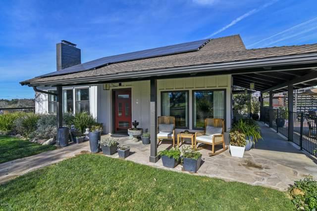 1470 Meadowvale Road, Santa Ynez, CA 93460 (MLS #20000150) :: The Epstein Partners
