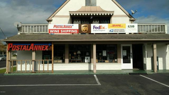 85 W Hwy 246, Buellton, CA 93427 (MLS #20000154) :: The Epstein Partners