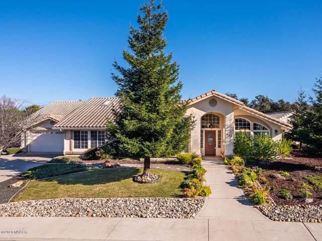 675 Southridge Lane, Nipomo, CA 93444 (MLS #20000167) :: The Epstein Partners