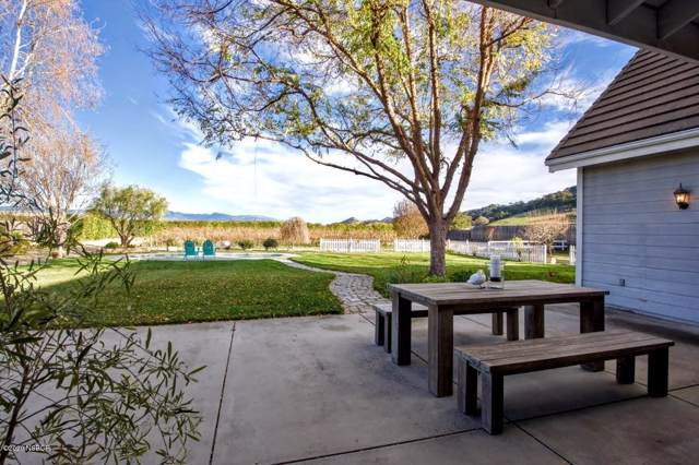 640 Foxen Lane, Los Alamos, CA 93440 (MLS #20000207) :: The Epstein Partners