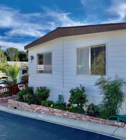 116 Sierra Vista, Solvang, CA 93463 (MLS #20000225) :: The Epstein Partners