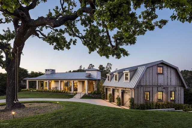3471 Woodstock Road, Santa Ynez, CA 93460 (MLS #20000249) :: The Epstein Partners