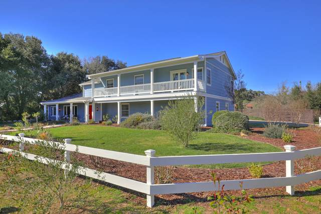 2699 Quail Valley Road, Solvang, CA 93463 (MLS #20000305) :: The Epstein Partners