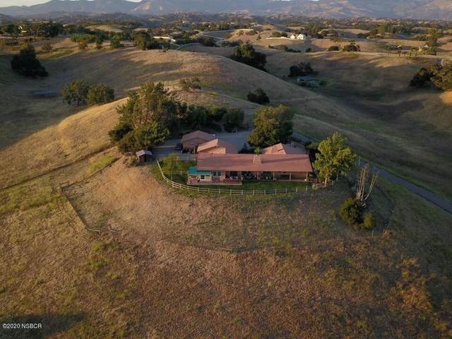 2805 N Refugio Road, Santa Ynez, CA 93460 (MLS #20000375) :: The Epstein Partners