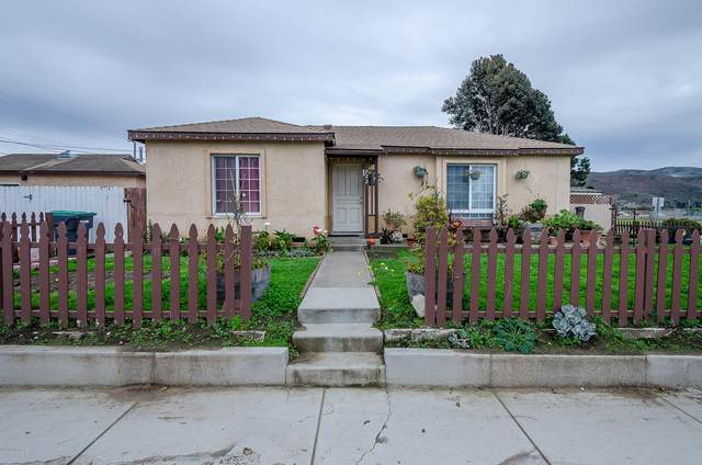 722 W Cypress Avenue, Lompoc, CA 93436 (MLS #20000411) :: The Epstein Partners
