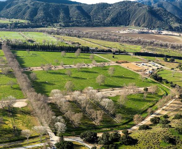 0 E Hwy 246, Solvang, CA 93463 (MLS #20000415) :: The Epstein Partners
