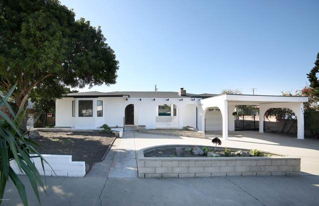 419 S I Street, Lompoc, CA 93436 (MLS #20000437) :: The Epstein Partners