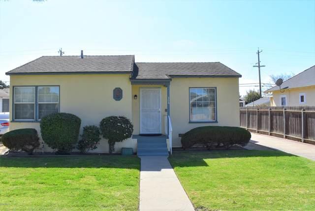 306 W Fesler Street, Santa Maria, CA 93458 (MLS #20000446) :: The Epstein Partners