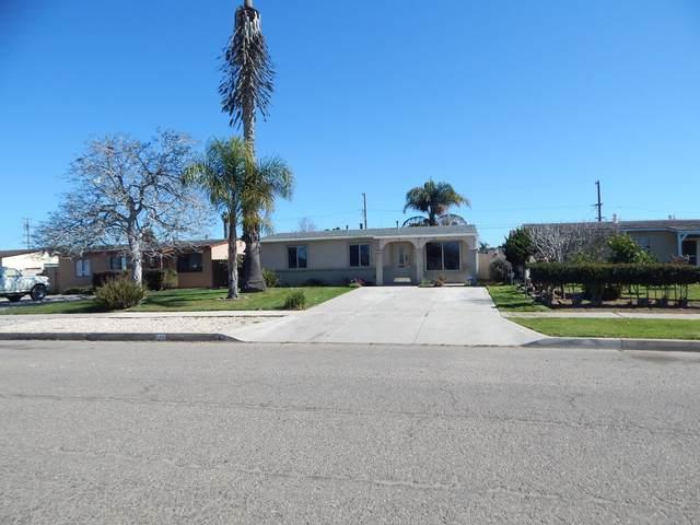 614 N 1st Street, Lompoc, CA 93436 (MLS #20000461) :: The Epstein Partners
