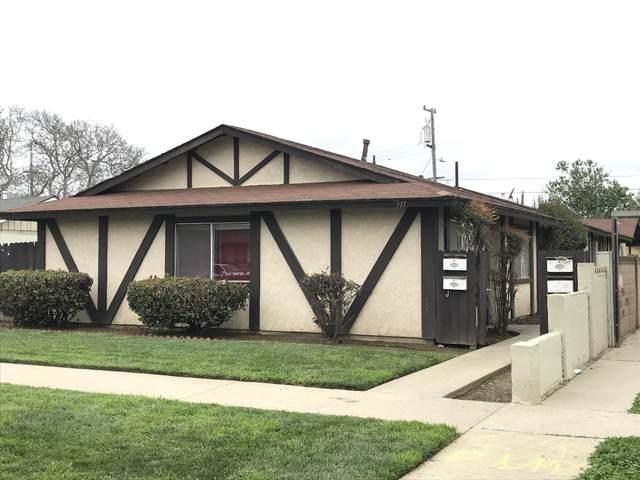 517 N L Street, Lompoc, CA 93436 (MLS #20000648) :: The Epstein Partners