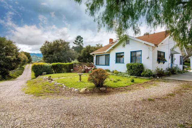 1907 Old Mission Drive, Solvang, CA 93463 (MLS #20000731) :: The Epstein Partners