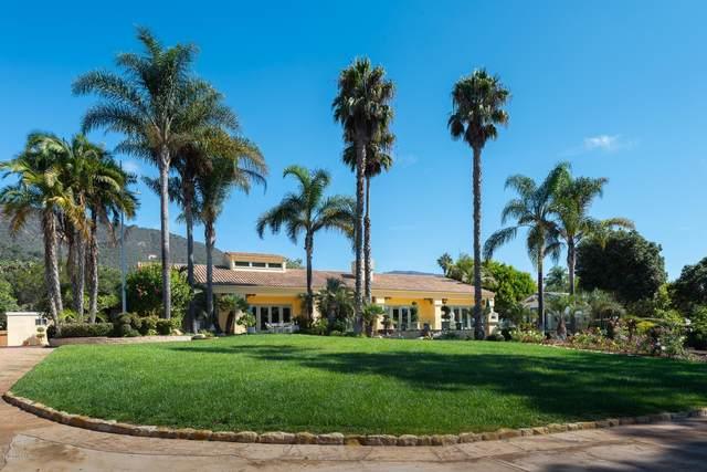 1705 La Mirada Drive, Carpinteria, CA 93013 (MLS #20000741) :: The Epstein Partners