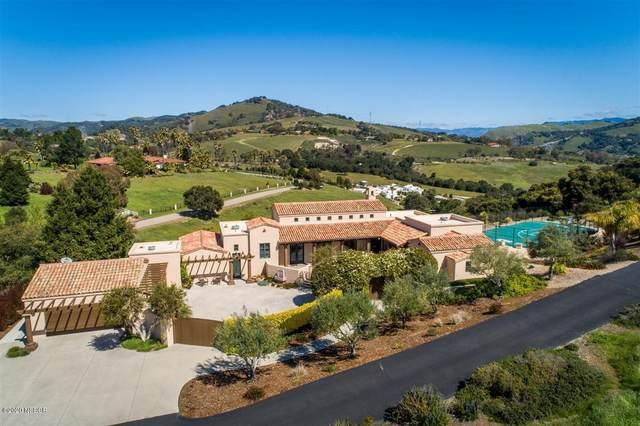 6709 Avila Valley Drive Drive, San Luis Obispo, CA 93405 (MLS #20000756) :: The Epstein Partners