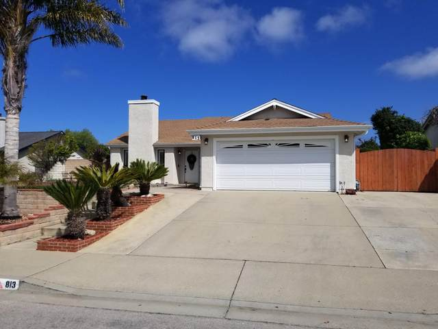 813 Arnold Avenue, Lompoc, CA 93436 (MLS #20000782) :: The Epstein Partners